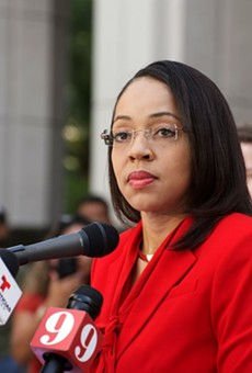 Orange-Osecola state attorney Aramis Ayala won't seek re-election, cites opposition to death penalty