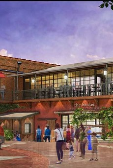 Get a first glimpse of Wine Bar George, coming to Disney Springs in 2017