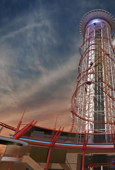 Joshua Wallack confirms new VR headsets for Skyplex roller coaster, and 'SkyLedge'