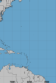 There's a good chance we may see tropical storm Barry this week