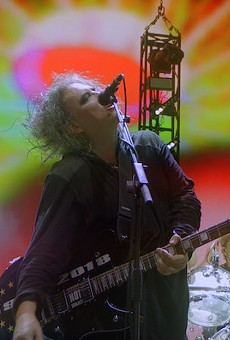 Enzian Theater to screen the Cure's new anniversary concert film for one night only