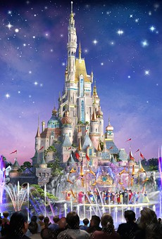 Following declining attendance, Hong Kong Disneyland announces $1.4 billion expansion