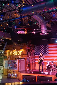 If you're stuck in Touristan and need a reprieve, Tin Roof is a solid option