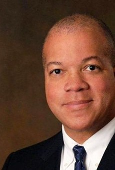 Rep. Mike Hill, R-Pensacola