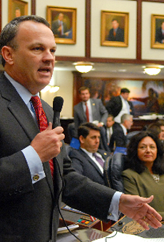 Florida's new House speaker calls teacher's union lawsuit 'downright evil'