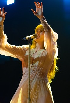 Florence Welch at Amway Center, Orlando, Saturday, June 8, 2019