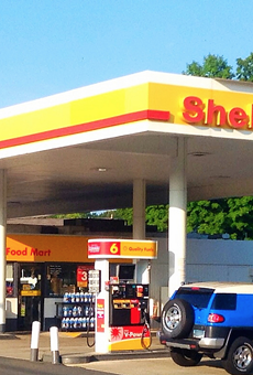 Experts say gas will probably go up 15 cents this week in Central Florida