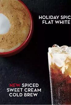 A definitive ranking of Starbucks' 2016 holiday beverages