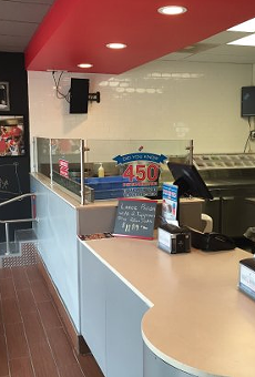 New 'pizza theater' by Domino's opens in Orlando