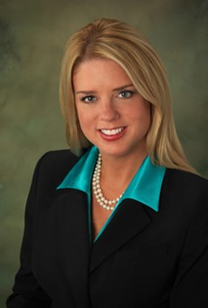 Florida AG Pam Bondi, please accept my Instagram follow request