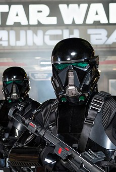 'Rogue One' AWR Troopers will begin appearing at Hollywood Studios today