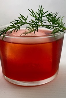Caraway-flavored aquavit plays well in yet another Negroni remix
