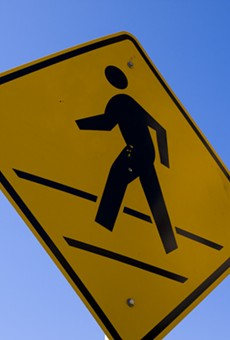 Orlando is the third worst city in the country for pedestrians