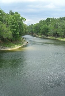 Thousands of Sabal Trail Pipeline protesters will gather at Suwannee River this weekend