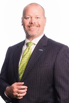 Visit Florida president and CEO Will Seccombe.