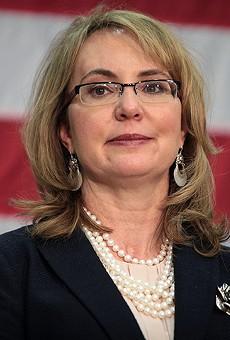 Former Congresswoman Gabrielle Giffords