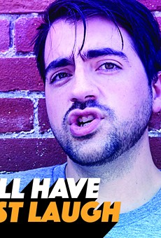 'Liberal Redneck' Trae Crowder talks comedy in the age of Trump, and this weekend's Orlando Indie Comedy Fest