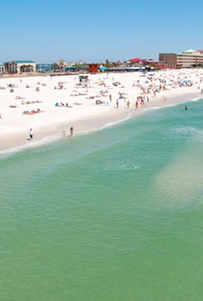 12-year-old girl contracts flesh-eating bacteria during beach trip to Florida Panhandle