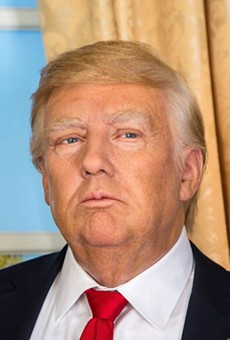 Madame Tussauds Orlando unveils Donald Trump wax figure