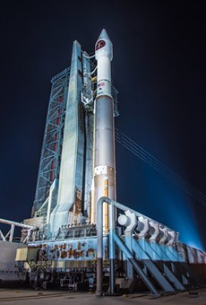 First Atlas V rocket launch of the year will blast missile warning satellite into space