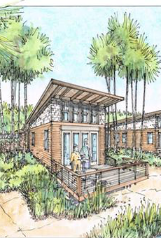 Artist Guy Harvey is building a luxury trailer park in Tarpon Springs