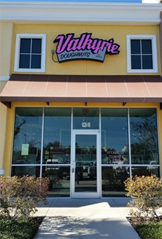 Valkyrie Doughnuts opens next week: A photo tour of Orlando's latest donut shop