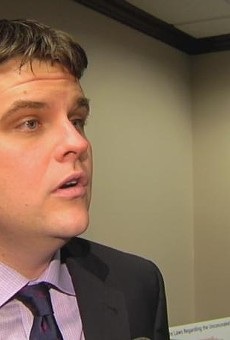 Florida congressman Matt Gaetz files bill to 'permanently abolish' the EPA