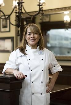 Chef Aimee Rivera runs Victoria & Albert's, one of the finest restaurants in Orlando