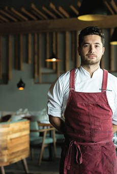 Chef Rifat Altuntas of the H Cuisine learned from the best in Istanbul's bastions of beef