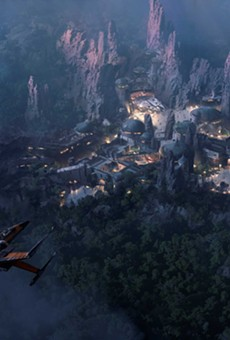 Disney CEO Bob Iger says Star Wars Land will open in 2019