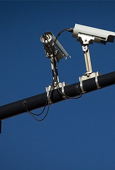 Florida lawmakers give green light to red-light cameras