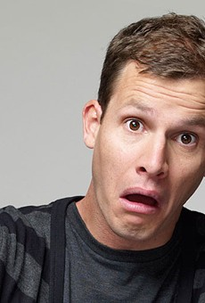 Comedian Daniel Tosh announces Orlando show for this April