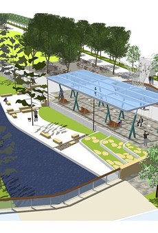 Lake Nona is getting a new 'linear park,' the first of its kind in Orlando