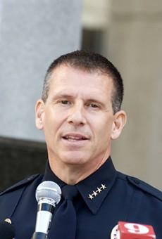 Sheriff John Mina