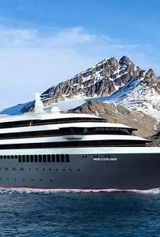 Mystic Cruises' World Explorer