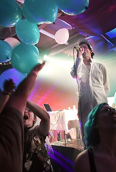 Hurricane Party and Astronautalis together at Will's was a major Orlando hip-hop homecoming
