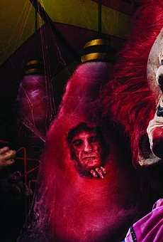 Universal adds to the '80s nostalgia with a 'Killer Klowns' haunted house