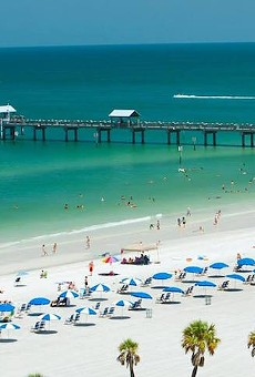 Florida man killed after lightning strike at Clearwater Beach hits him and injures 7 others