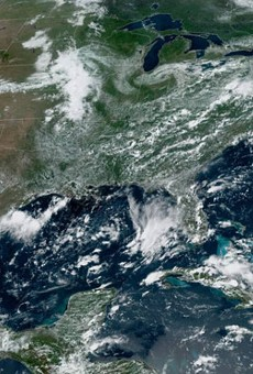 Now there's a 60 percent chance a new tropical depression will form off Florida's Atlantic coast
