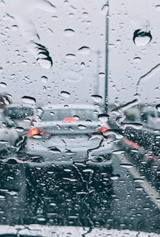 This weekend Orlando will feature both terrible weather and terrible road closures