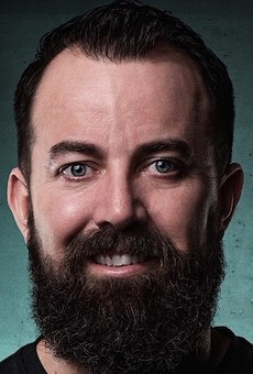Comedian and podcast host Dan Cummins does both at the Orlando Improv this weekend