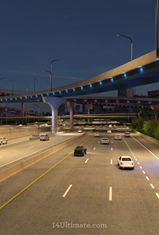Brace yourselves for five weeks of overnight detours on I-4 near Maitland and Winter Park