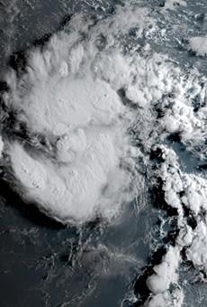 Tropical Storm Dorian threatens Florida's east coast