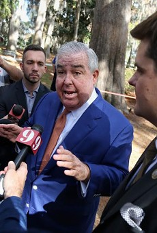 Florida attorney John Morgan threatens to sue Andrew Gillum if he runs again for office