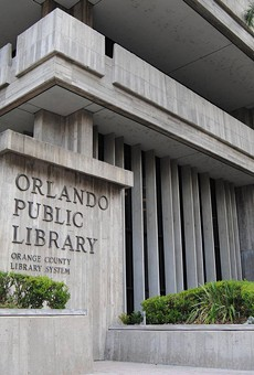 Orange County Library System is closed through Wednesday, due to Hurricane Dorian
