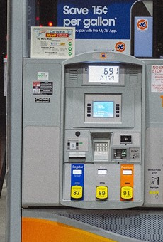 Credit card skimmers found at Florida gas stations after Hurricane Dorian