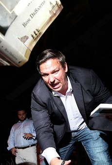 Gov. Ron DeSantis' latest campaign cash haul includes $25,000 each from Florida Realtors, Duke Energy and tobacco