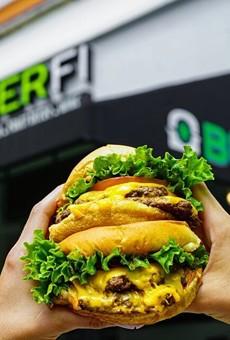 Get BOGO cheeseburgers at Orlando-area BurgerFi restaurants for National Cheeseburger Day