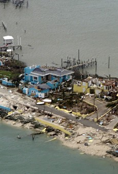 Media from the Bahamas reporting 'thousands of corpses' being buried post-Hurricane Dorian