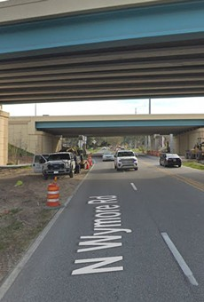 Wymore Road to close overnight in Maitland, as I-4 Ultimate construction continues